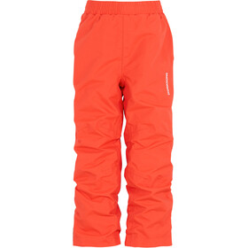DIDRIKSONS Nobi 4 Pants Kids, poppy red